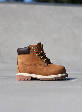 Premium boot wheat TS