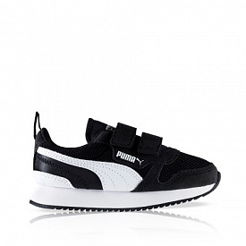 R78 Puma Black White PS