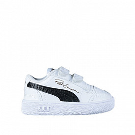 Ralph Sampson low White/black TS