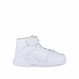 Rebound lay-up white/white TS