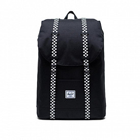 Retreat Black/Checker Youth