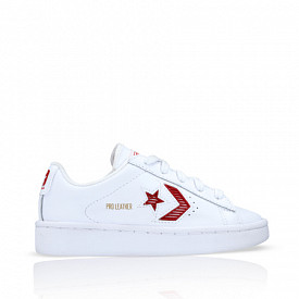 Rivals Pro Leather White/University Red PS