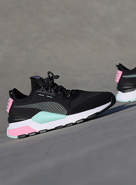 RS-0 Black/Pink PS