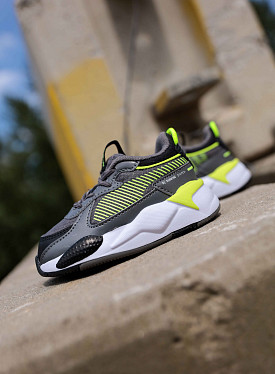 Rs-x bold medial black/yellow TS