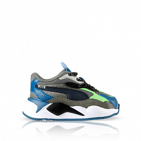 RS-X³ City Attack Ultra Grey Summer Green TD