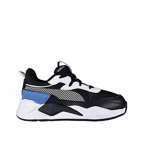 Rs-x collegiate black/denim PS
