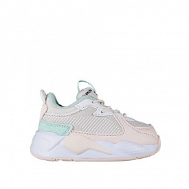 Rs-x collegiate mistgreen/pink TS
