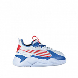 Rs-X Joy White/Blue/Red TS