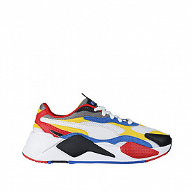 Rs-X Puzzle white-spectra/yellow GS