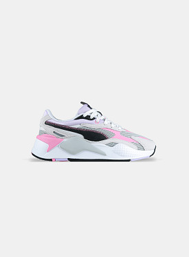 RS-X³ Twill AirMesh Gray Violet White GS