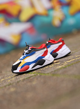 Rs-X yellow/spectra TS