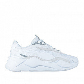 Rs-x3 White/Silver GS