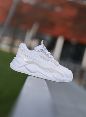 Rs-x3 white/silver  ps