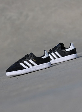 Samba O.G Black/White TS