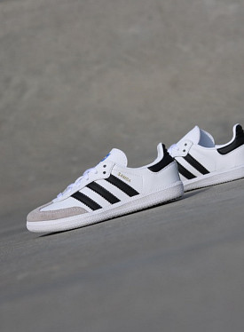 Samba O.G White/Black  ps