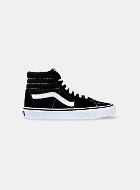 Sk8-Hi OG Black True White GS