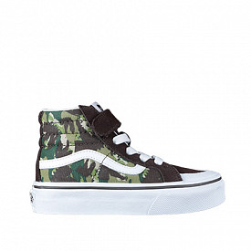 Sk8 Hi Reissue V Animal Brown/Camo PS