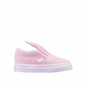 Slip-On Bunny Pink TS