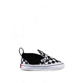 Slip-on V  Checker/Black Crib