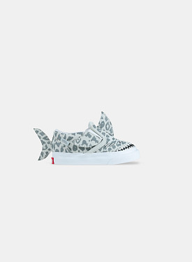 Slip-On V Leopard Shark TD