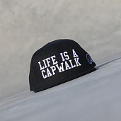 Snapback Black Life is a capwalk