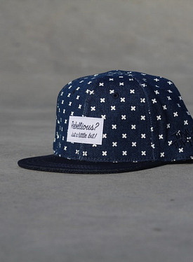 Snapback Denim/Blue Lucky no7 TS