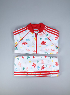Sst set white/multi/red