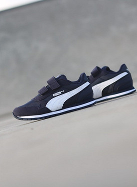 ST Runner Peacoat Blue/White PS