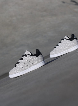 Stan smith Glow/Speckle Grey TS