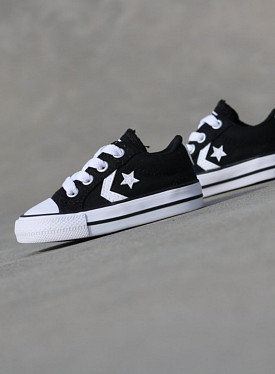 Star player Ox Black/White TS
