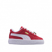 Suede classic bboy red-flame