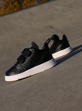 Supercourt black/white TS