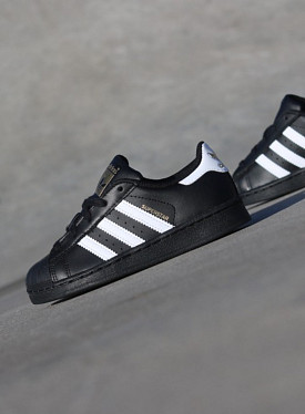Superstar Black/White PS