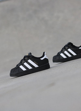 Superstar Black/White TS