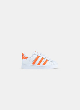 Superstar Cloud White Blue Orange TD