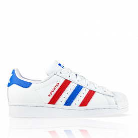 Superstar Cloud White/Blue/Scarlet GS