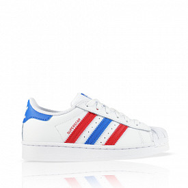 Superstar Cloud White/Blue/Scarlet PS