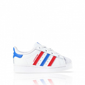 Superstar Cloud White/Blue/Scarlet TD