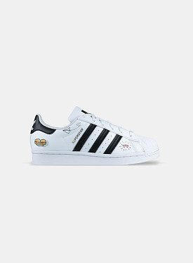 Superstar Graphic Cloud White Core Black GS