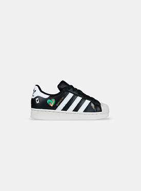 Superstar Graphic Core Black White Chalk PS
