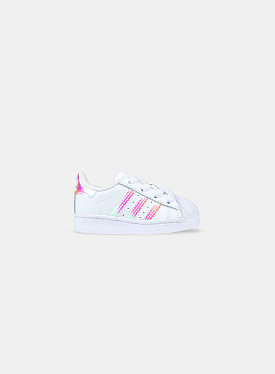 Superstar Iridescent Cloud White TD