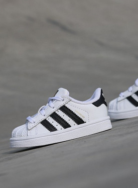 Superstar O.G White/Black TS