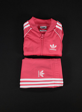 Superstar Set Real-Pink/white TS