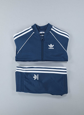 Superstar suit Navy/white TS