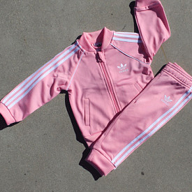 Superstar suit pink TS