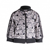 Superstar suit zebra/black ts