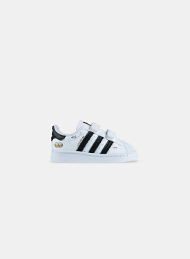 Superstar V Graphic Cloud White Core Black TD
