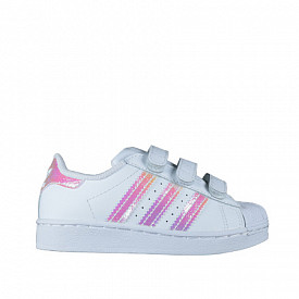 Superstar-V white/iridescent PS