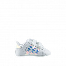 Superstar White/Metsil Crib