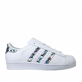 Superstar White/Metsil GS
